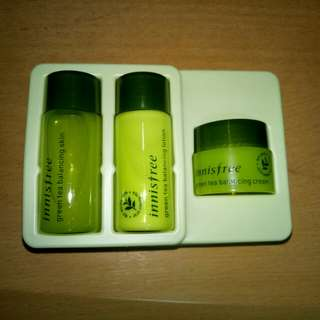 Innisfree Green Tea Balancing Special Kit