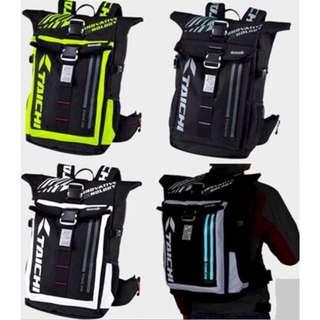 TAICHI WATERPROOF Bagpack with LED | RSB272