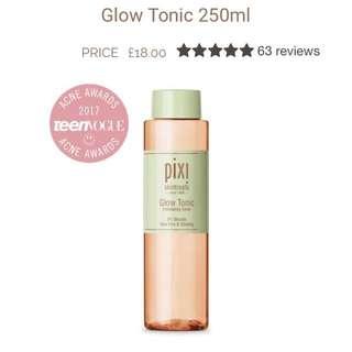 250ml pixi Glow Tonic