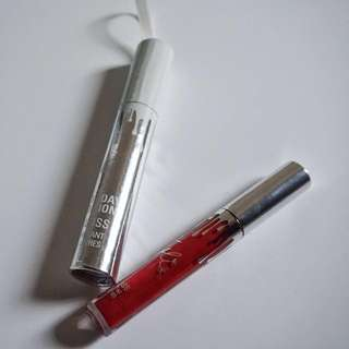 Kylie Gloss in Naughty - Special Christmas Edition