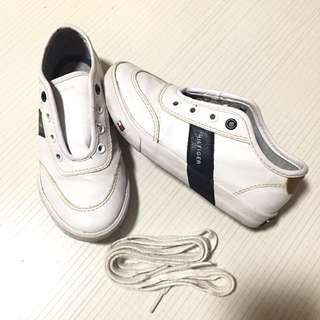 Tommy Hilfiger White Sneakers