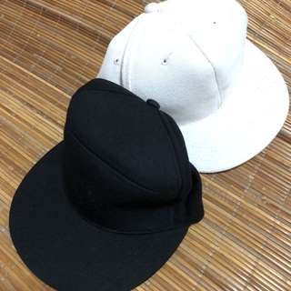 Polos black / white