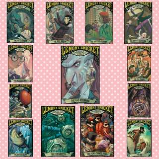 1php ebook! Series of Unfortunate Events