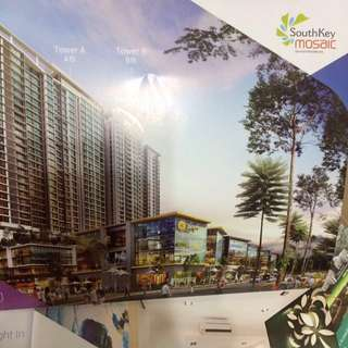 Southkey Mosaic service apartment JB property