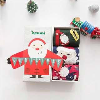 全新 可愛聖誕襪 可以交換禮物唷❤️