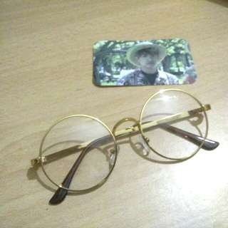 Korean Round Shade/Spectacles