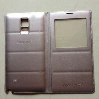 Cover ori samsung galaxy note 4