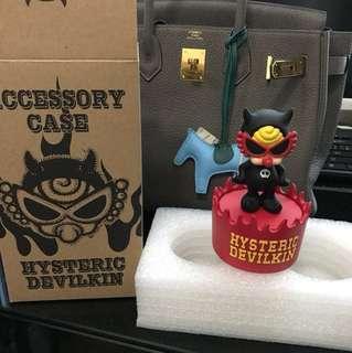 全新日本買 Hysteric Devilkin accessory case