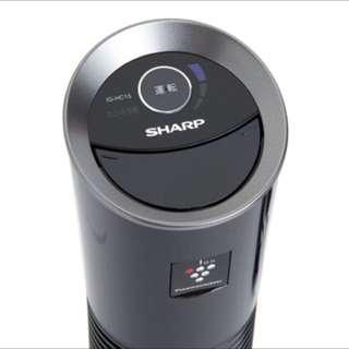 型號:IG-HC15 聲寶 Sharp 多功能空氣淨化器(黑色),詳細資料請看(圖3)