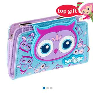 Smiggle scented Amelia lux wallet