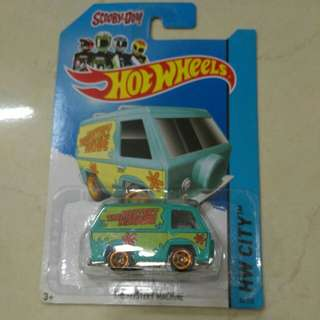 Hot Wheels - Scooby Doo