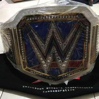 WWE Smackdown Live Women's Championship Title Belt ( Commemorative ) (GOING CHEAP)
