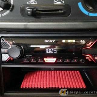 Sony dsx a110u usb aux fm player