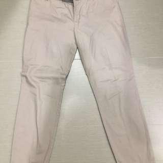 Original Gap Slim Cropped Pants