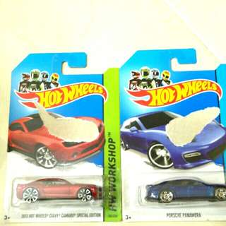 Sale - hot wheels blister jelek
