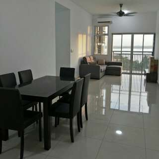 $700nett JOHOR BAHRU Whole unit condo Fully Furnished for rent*20mins from CIQ*
