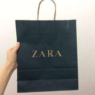 Zara Paperbag