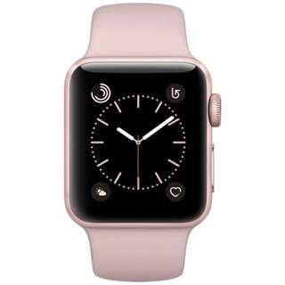 Apple Watch 42mm Apple® Watch Series 2 42mm Aluminum Case Sport Band