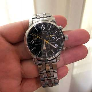 Authentic Tissot Chronograph Michael Owen