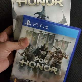 FOR HONOR *Deluxe Edition* PS4