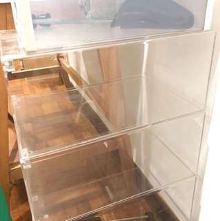Shoe display box