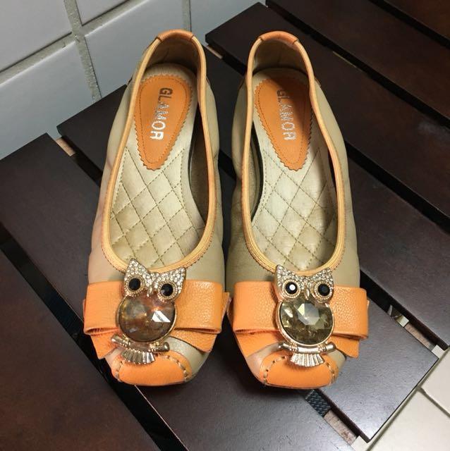娃娃鞋22.5