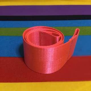 2 inch Neon Pink Seat Belt Strap 80 cm