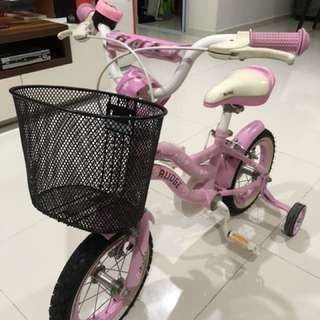 Kids Bicycle - Pink for girls