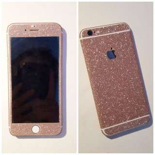 High Quality Glitter Couverture for Iphone