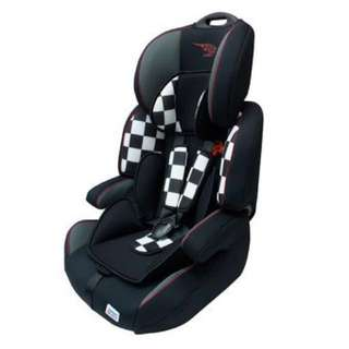 Sweet Cherry Carseat/Booster