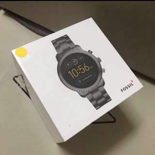Fossil Watch Q