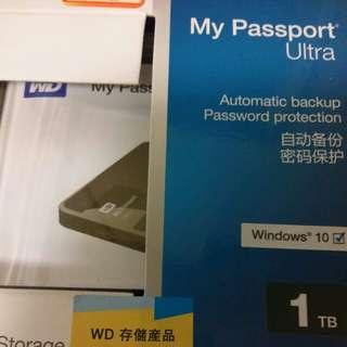WD 1Tb hard disk