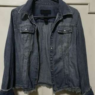 Ralph Lauren light-wash denim jacket