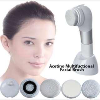 Multifunctional Electric Facial Cleansing Brush
