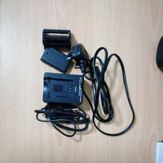 Pentax k500 camera and accessories (can nego)