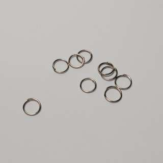 Jump Rings 40 PC/ 120PC for Art and Craft, Jewelry making. Jewelry Finding