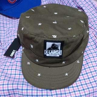 X-Large Xlarge cap 軍帽 賊仔帽