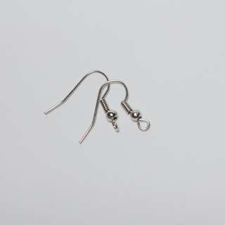 Earring Hook 5Pairs/ 15Pairs for Art and Craft, Jewelry making