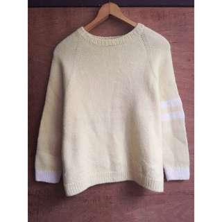 日本帶回🇯🇵高磅數質感厚針織毛衣