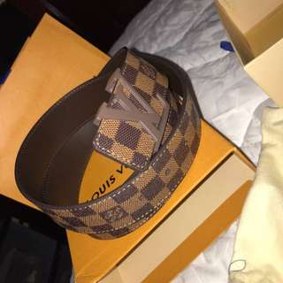 Lv belt, brand new with original packaging