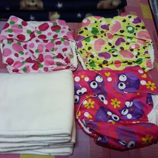 original bamboo diaper cloth