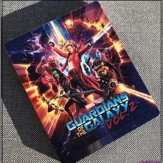 Guardian of the Galaxy Vol. 2 bluray steelbook
