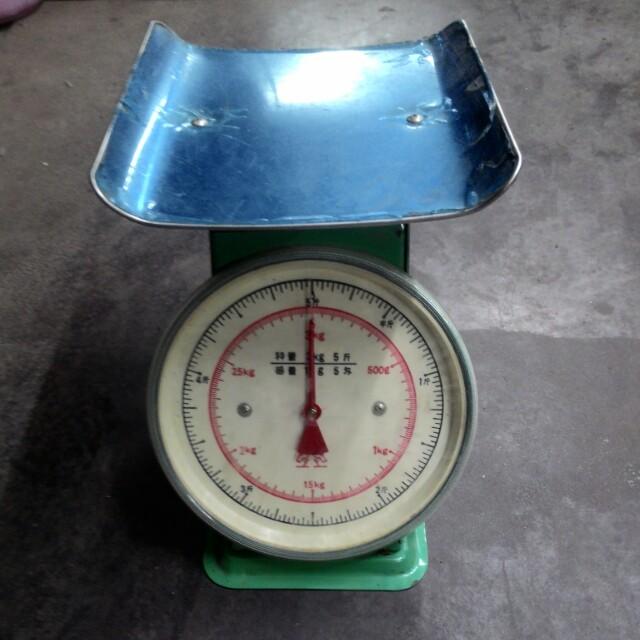 5斤磅秤(可議)