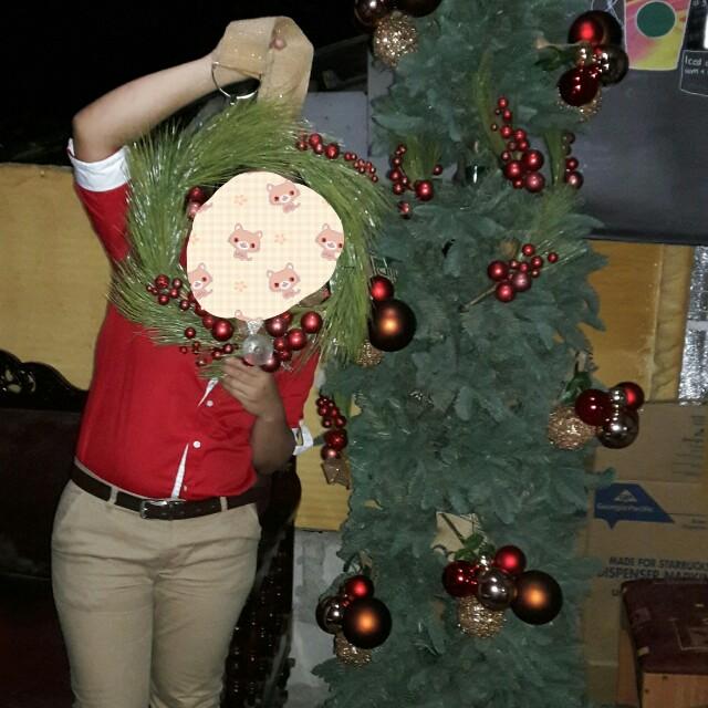 7ft. Christmas tree