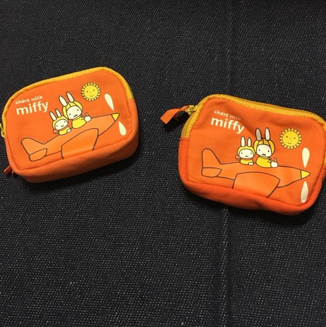 米飛兔小物收納包