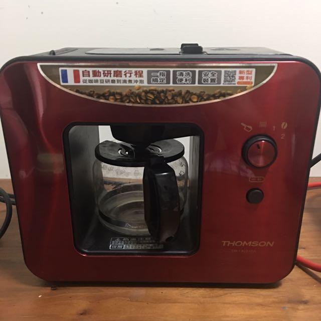 自動研磨咖啡機