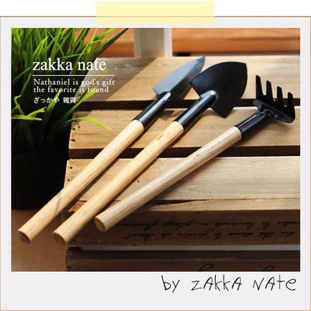 園藝工具三件組