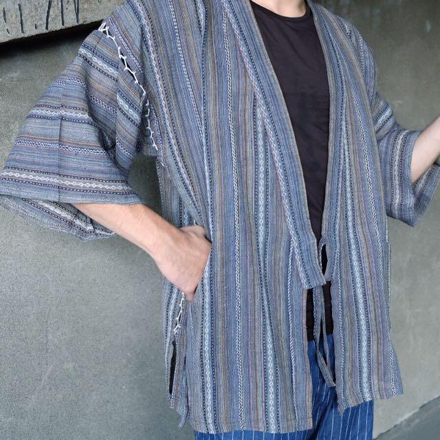 🌊日式和服外罩