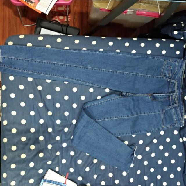 牛仔長褲們(每件不同價)