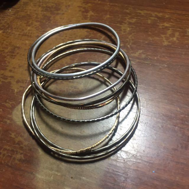 波希米亞圈圈手環
